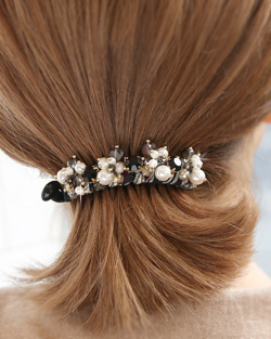 Jewelry Hairpin (hp388) pearls field