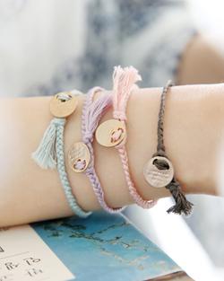 Hot Circle bracelet (br125)