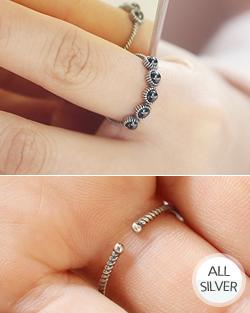 Oriental Gypsy Ring (rg437)