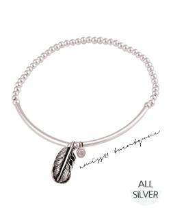 Aenkyu leaf bracelet (br586)