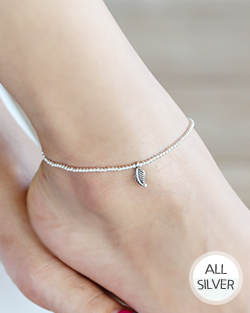 Onriwon leaf is anklets (ak073)