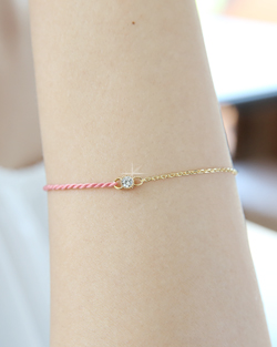 Ending cubic bracelet (br592)