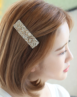 Sparkling barrettes barnacles (hp395)