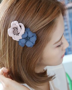 double Flower Hairpin (hp407)
