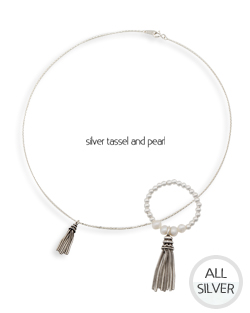 Tassels and pearls Set (st094)