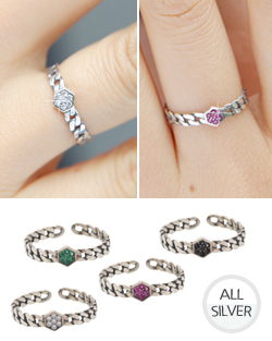 Hex Color Ring (rg481)