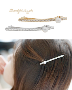 The first pearl hairpins (hp434)