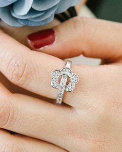 Soul Flower Ring (rg268)