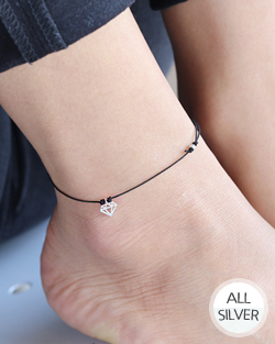 the diamond anklets (ak072)