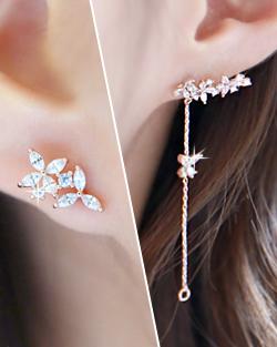 Marion True fly earring (er1609)