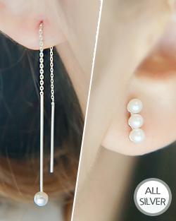 Jaemjaem pearl earring (er1563)