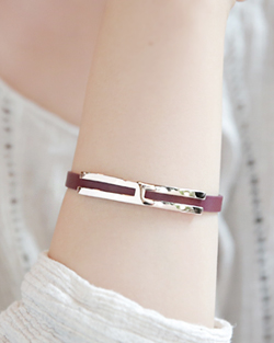 Lot Leather bracelet (br601)
