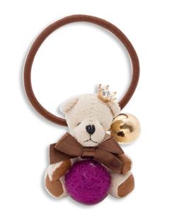 Winnie the crown hair strap (hs290)