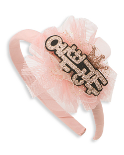 Pretty Princess hairband (hb471)