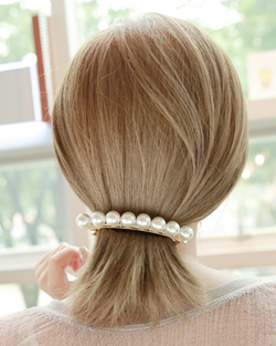 Simon pearl hairpins (hp438)