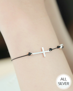 Simply cross the bracelet (br599)
