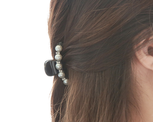 Clam pearl pin clamp (hp409)