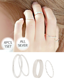 Summer 4pc Set the Ring (rg018)