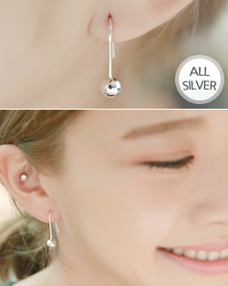 U is teonbol earring (er1656)