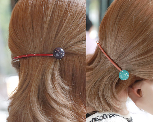 Rose hairpin cell Godson (hp367)