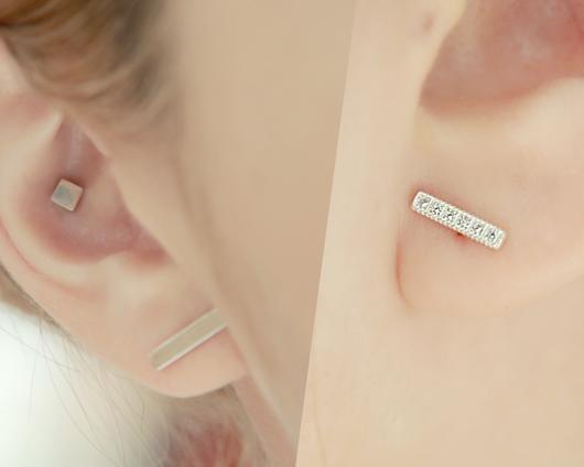 4pc Square earring (er1638)