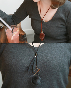 Holiday Necklace (nk014)
