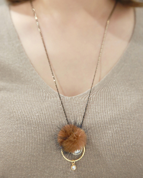 Bouncing Necklace (nk012)