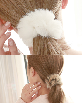 The hair-like texture strap (hs007)