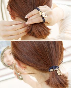Rose gold bracelet (br115)