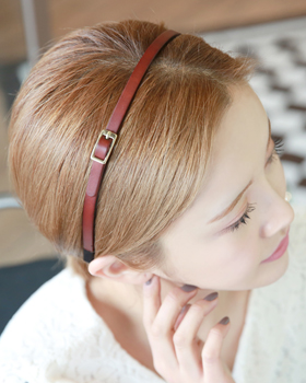 Cow hairband (hb005)