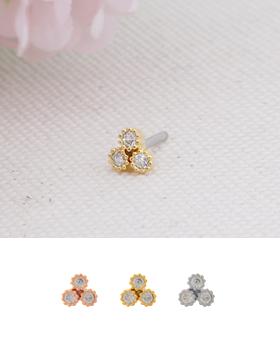 Pongpongpong piercing (er008)