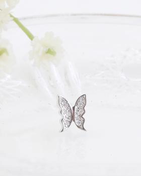Butterfly fragrance piercing (er004)