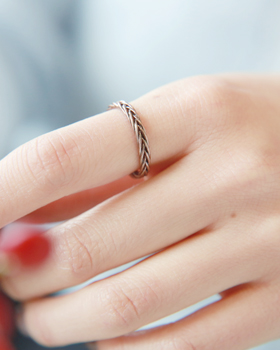 Braid Ring (rg426)