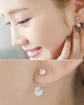 How you doin earring (er428)
