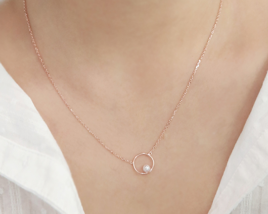 In me you Necklace (nk521)