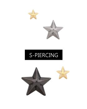 Byeolchang piercing (er1365)