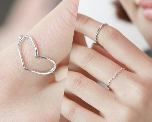 Warm Heart Ring (rg492)