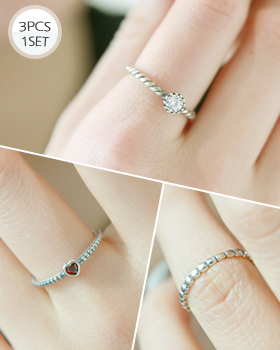 Own Twist Ring (rg499)
