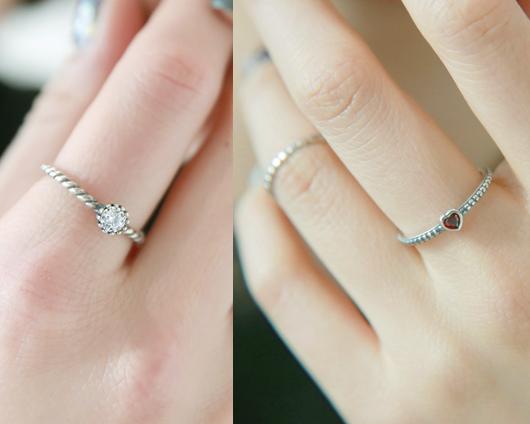Own Twist Ring (rg499)