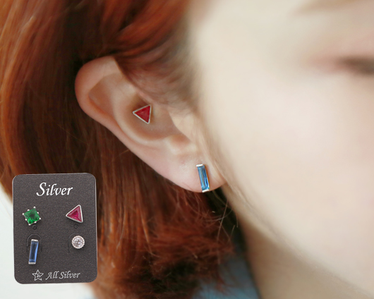 Shapes play earring (er1701)