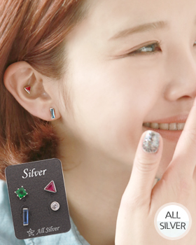 Shapes play earring (er1701)