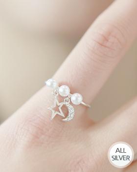 Byeoldal Pearl Ring (rg494)