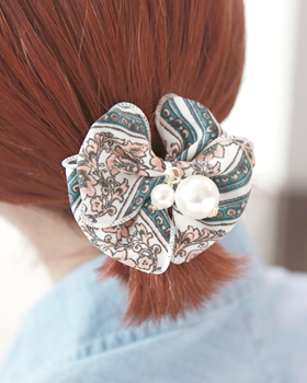 Super pearl hair ribbon strap (hs315)