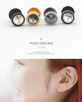 The new 7mm hweyikeu piercing (er1280)