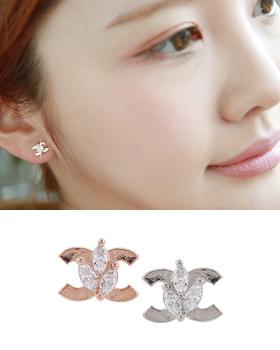 Infinite love earring (er1681)