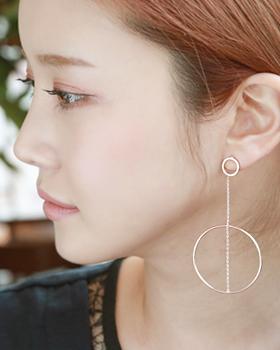 Getting away earring (er1682)