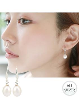Pearl ran earring (er1016)
