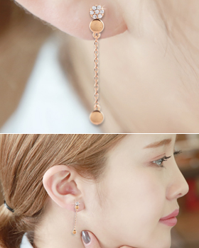 Oh neureun earring (er1720)