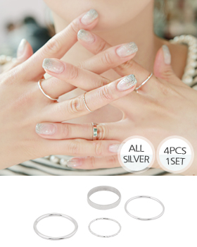 Ring four rings (rg493)