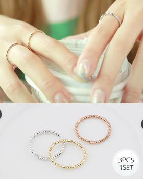 Three ring rings (rg408)
